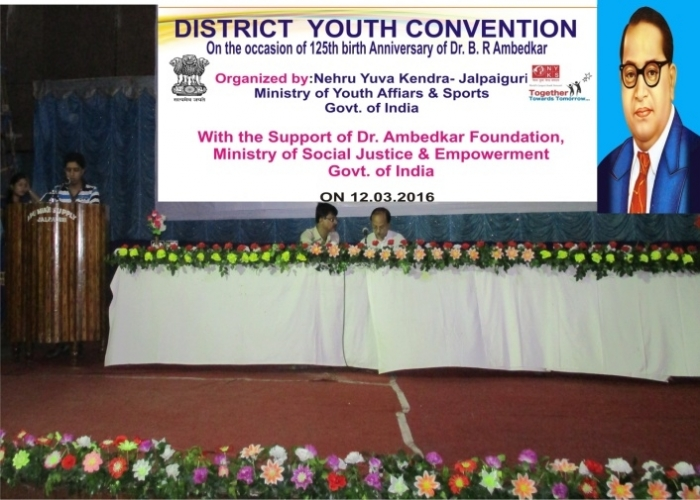 Youth Run for National Unity on 23-4-2016 (Telengana)