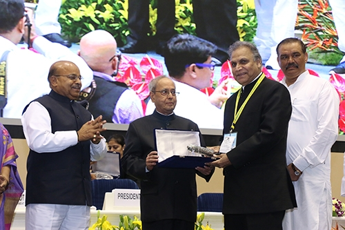 National Award Ceremony  May 2017-3