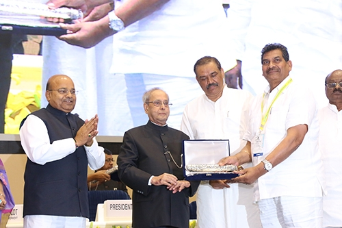 National Award Ceremony  May 2017-4